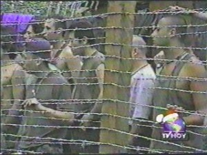FARC Hostage Conditions